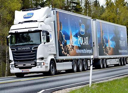 Kuljetusliike K.Heikkilä Oy
